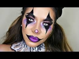 y glam circus clown makeup tutorial halloween makeup you halloween halloween makeup clown makeup and halloween