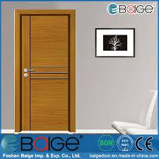 china interior wood veneer bedroom painting wood door bg w9045 china wooden painting door solid wood painting door