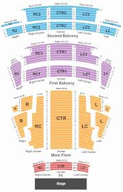 Wang Theater Boston Seating Chart 74 Meticulous The Midland Kc Seating Chart