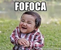 Fofoca - Evil Plan Baby | Meme Generator