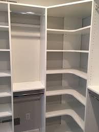 Corner Shelving Unit For Closet