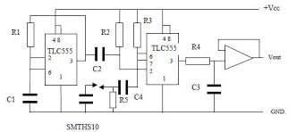 humidity sensor schematics pdf application circuit for humidity