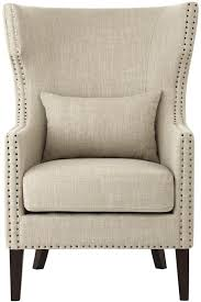 Home Decorators Accent Chairs Adorable Home Decorators Collection Bentley Birch Neutral Linen Upholstered