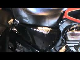 how to check the oil on a 2010 harley