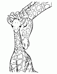 Dreaded Babyffe Coloring Pages Cute Colouring Printable Color Baby