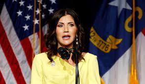 Kristi Noem Slams Fellow GOP Governors ...