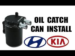 HOW TO: Install Oil Catch Can - YouTube