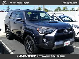 2018 New Toyota 4Runner TRD Off Road Premium 4WD at Kearny Mesa ...