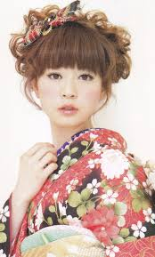 振袖 髪型 ロング カタログ Yugana Gojasu