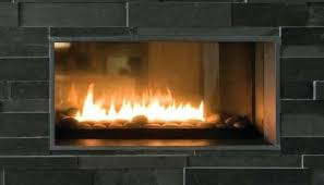 double sided gas fireplace two sided fireplace fire ribbon thru from spark fires double sided gas double sided gas fireplace gas