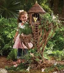 fairy tree miniature fairy gardens