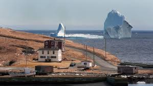 ernest hemingway cafe is that giant iceberg off the coast of newfoundland a metaphor for the failures of the american political system or just an iceberg
