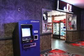 Gold Bar Vending Machine Las Vegas Classy Three Weird And Wonderful Las Vegas ATMs Vital Vegas