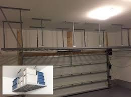 ... Matching Monkey Bars Overhead Ceiling Bike Garage Racks Ideas: Stunning  Garage Racks Design ...