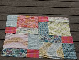 Big Block Quilt Patterns For Beginners Enchanting Magicians Disappearing 48 Patch FaveQuilts