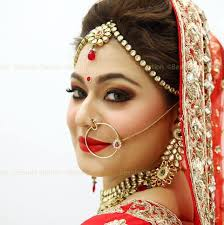 traditional indian bridal makeup by shikha dua