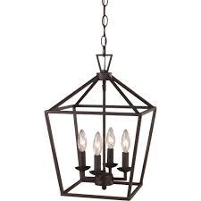 carmen 4 light pendant