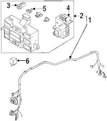 Genuine isuzu fuse puller isu 8971033880