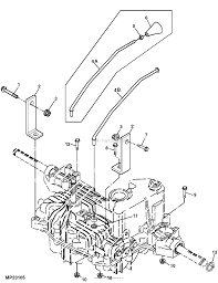 John deere parts diagrams john deere lt155 lawn tractor with 42 in