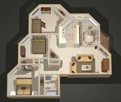 Modern 3 Bedroom House Floor Plans Three Bedroom House Three Bedroom House Plans Uganda Arts Home