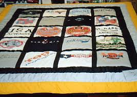 Rosscommon Quilts - T-Shirt Quilts, Memory Quilts - 20-Shirt Quilt & If running up a mountain is your idea of fun then you will want a quilt  like this one. Notice the effect of the complimentary border colors framing  the ... Adamdwight.com