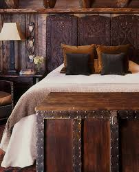 view in gallery antique screen turned into a lovely headboard in the rustic room design peace design