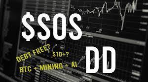 SOS stock DD & Technical analysis ...
