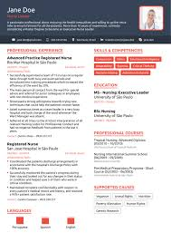 Resume Templates Free Download The Registered Nurse Resume Template