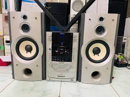 Dàn trung sony md555 loa sony... - Chuyên dàn âm thanh mini ,amli,cdp,loa  hàng nhật