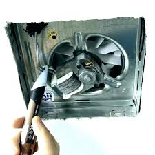 bathroom ceiling fan replacement replace nutone exhaust motor beautiful fans o
