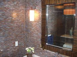 Nice Pictures Of Bathroom Glass Tile Accent Ideas - Glass tile bathrooms