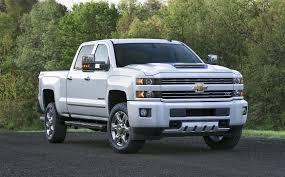 Fire risk prompts Chevrolet, GMC to recall 324K heavy duty pickup trucks