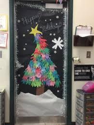 christmas classroom door decorations. Door Decoration For My Daughter\u0027s Second Grade Classroom! Christmas Classroom Decorations A