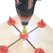visit our guides page for more information on how to get the best results with your drill and the atr tile leveling alignment system now