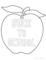 back to school kindergarten coloring pages free end of sheets 100th day