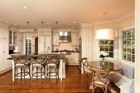nook lighting. kitchen banquette and breakfast bar plus nook also lighting r