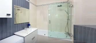 frameless frosted glass shower doors. Frameless Frosted Glass Bathroom Doors Bathtub Screen Half Panels Shower Door Tutorials Guides Swinging Blog Post