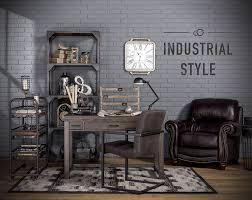 industrial office decor.  Industrial Industrial To Industrial Office Decor M