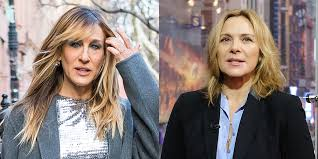 Sarah Jessica Parker Responds to Kim Cattrall Feud Comment and Instagram -  Sex and the City 3 SJP and Kim Fight Drama