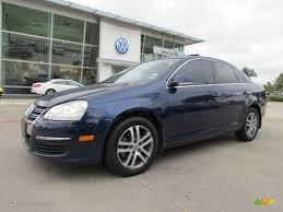 2006 Shadow Blue Metallic Volkswagen Jetta TDI Sedan #55779564 ...