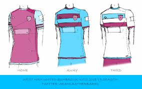 Their new umbro home kit is about as classic as they come, the simplistic claret and blue kit. West Ham S 18 19 Umbro Kit Designs Three Amazing Concepts West Ham World