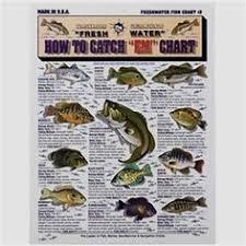 Fishing Charts Near Me Waterproof Fishing Charts How To Catch Em Chart