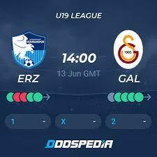Buyuksehir Erzurumspor U19 - Galatasaray U19 » Odds, Picks & Predictions +  Stats
