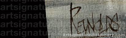 lee reynolds burr 1936 usa art