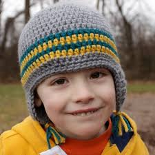 Free Crochet Hat Patterns For Toddlers Interesting Free Pattern Versatile Earflap Hat Pattern