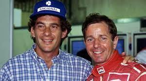"""Senna-Zeitzeuge Martin Brundle (4): """"Letztes Zucken eines Sterbenden"""""""
