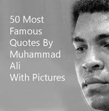 Most Famous Quotes Gorgeous 48 Most Famous Muhammad Ali Quotes With Images