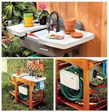 an outdoor garden sink is ideal for many yard garden tasks perfect for cleaning