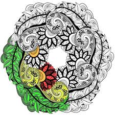 There are counting sheets, alphabet pages, and tons. Mandalas Art Therapy Coloring Pages For Adults
