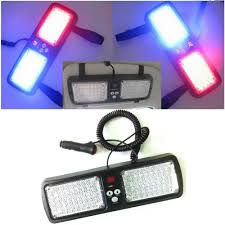 Sun Visor Police Lights Us 14 1 Led Car Sun Visor Light 12v Automotive Emergency Flashing Warning Police Caution Lights Drl Strobe Flasher Daylight Beacon Lamp In Car Light